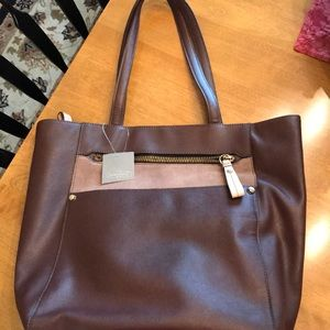 Anthropologie Leather Bag